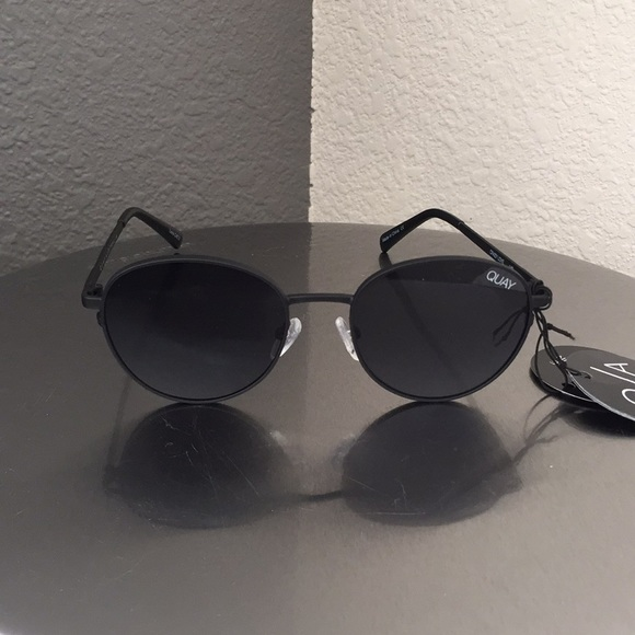 222bb3b10d Quay Australia Sunglasses Crazy Love Black Smoke